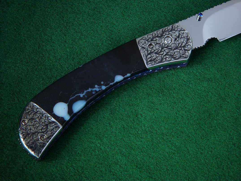 Агат купить для рукояти ножа Украина