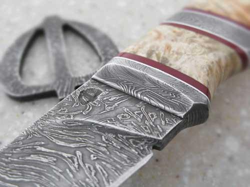 Нужен совет о Ножах из дамасской стали - Оружие и боеприпасы