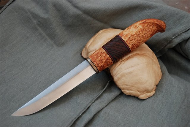 Клинок ножа своими руками фото